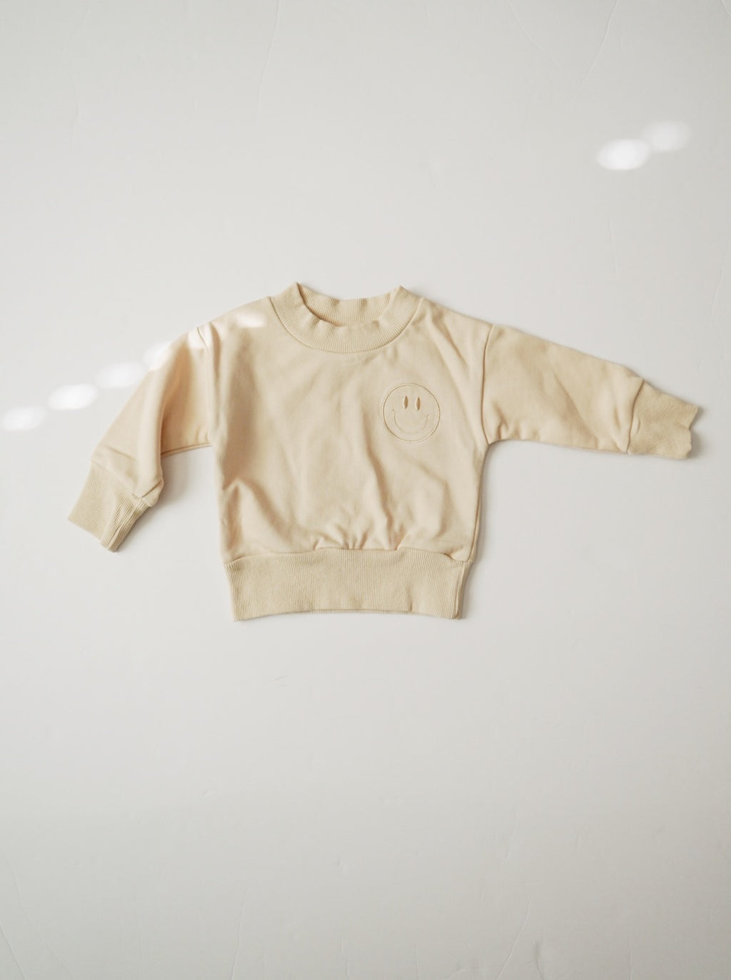 Light Sweatshirt - Vanilla