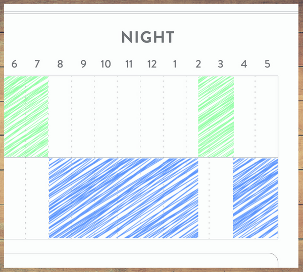 Daily Baby Sleep Tracker