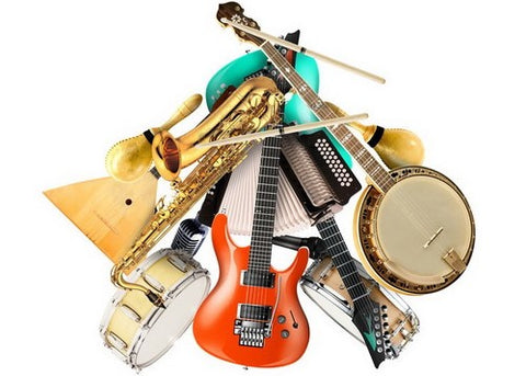 Musical Instruments & Accesories