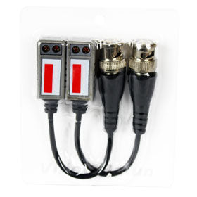 ADA-10350 BNC Video Balun Transciever for CCTV - KobeUSA