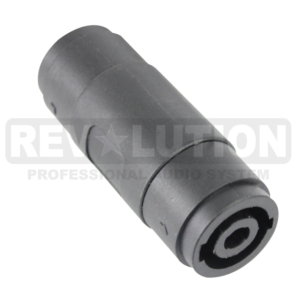 Adapter 4P Speakon male to  4P Speakon male - REVOLUTIONPRO