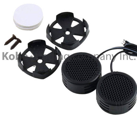ALT-10105 High Efficiency Dome Tweeter - KobeUSA