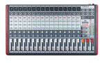 AMP-12110 RV-M16U 16CH Mixer with USB player - KobeUSA