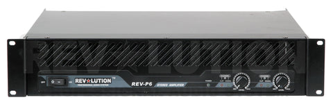 AMP-40155 RV-P6 Stereo Power Amplifier - KobeUSA