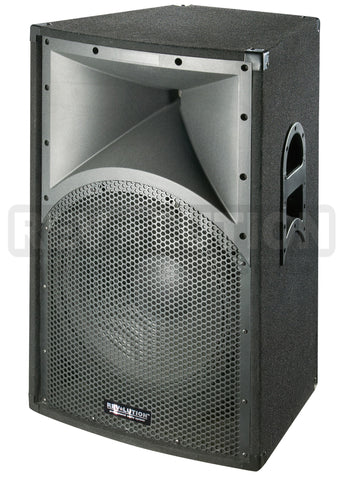 "BAF-20155 RV-AK15 15"" Passive P.A. Speakers - KobeUSA"