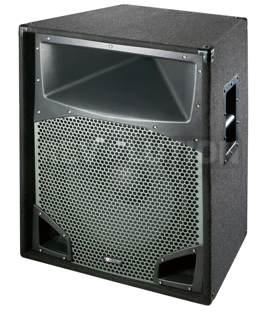 "BAF-20215 RV-MAX15 15"" Passive P.A. Speakers - KobeUSA"