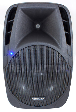 "RV-JOURNEY15 15"" Battery Powered P.A. Speakers - REVOLUTIONPRO"