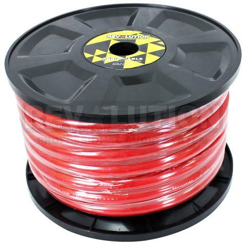 CAR-10210 Power Cable Red - KobeUSA