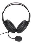 CMP-15100 Headphone with Microphone and Volume Control