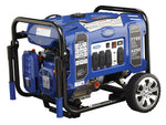 Ford FG7750PE M Series 7750W Peak 6250W Rated Portable Gas-Powered Generator with Electric Start - KobeUSA