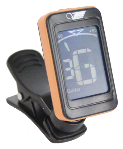 INS-11201 CLIP-ON CHROMATIC TUNER - KobeUSA