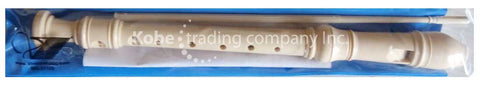 INS-31100 Soprano Recorder with Baroque Fingering - KobeUSA