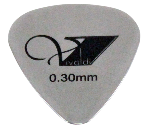 INS-20250 1 Case of Metal Guitar Pick (100pcs) - KobeUSA