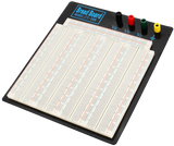 VAR-11350 Solderless Breadboard 3220 Tie Point - White