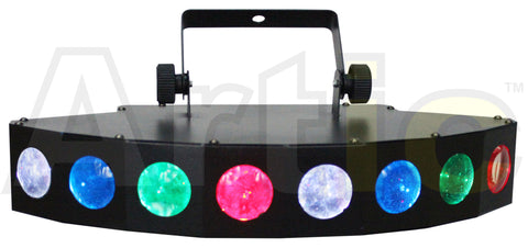 LAM-49155 ARGOSDJ LED 8 eyes Beam FX - KobeUSA