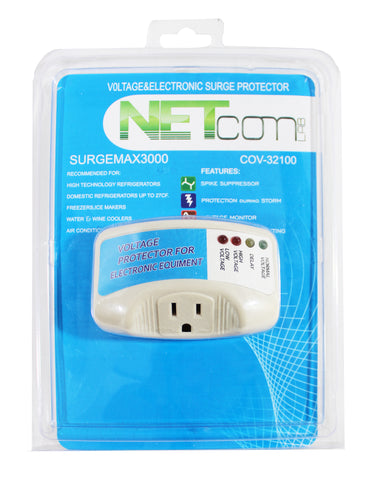 COV-32100  Voltage & Electronic Surge Protector