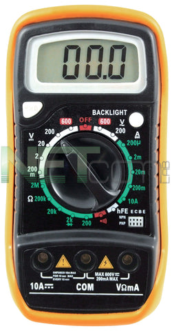 TES-10110 Digital Multimeter - KobeUSA