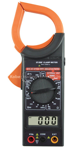 TES-10136 Digital Clamp Meter - KobeUSA