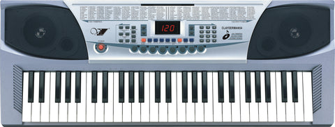 VIVALDI® CLAYDERMAN54 ELECTRONIC KEYBOARD - VivaldiMusic