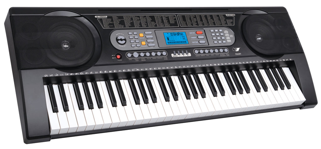 INS-20106 COLE61 ELECTRONIC KEYBOARD - KobeUSA