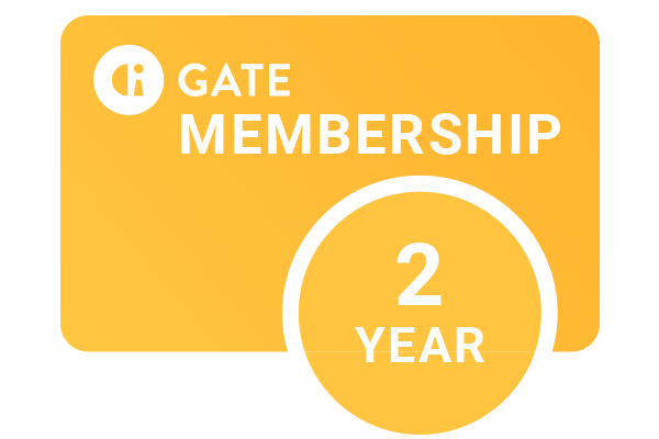 Gate Premier Plus Subscription