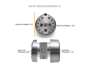 Gate Smart Lock Replacement Hold - $199