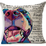 Decorative pillows - pet style - 17 different types - Cat / Dog - Fimterra.com