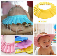 Baby Care - Adjustable Baby Cap Wash Hair