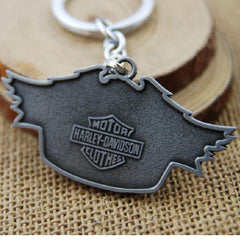 Harley Davidson Key Chain - Men's Motorcycle Legendary Key Chain Harley-Davison