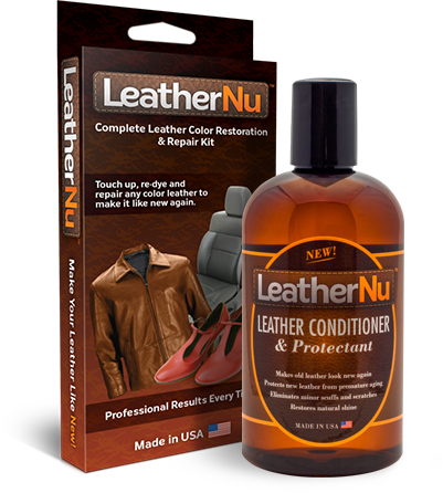 LeatherNu - Leather Care Products