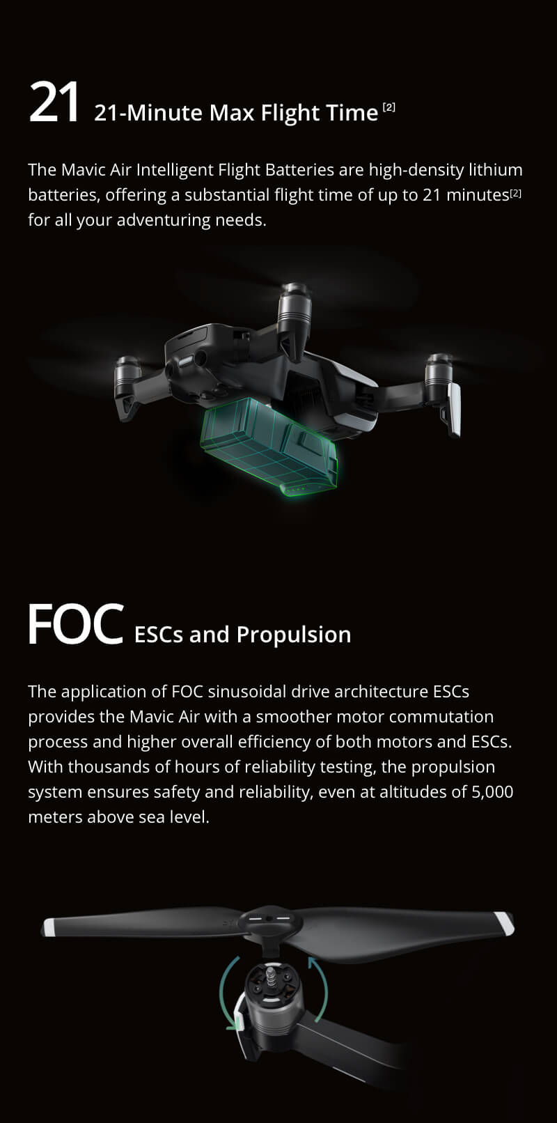 10 - DJI Mavic Air