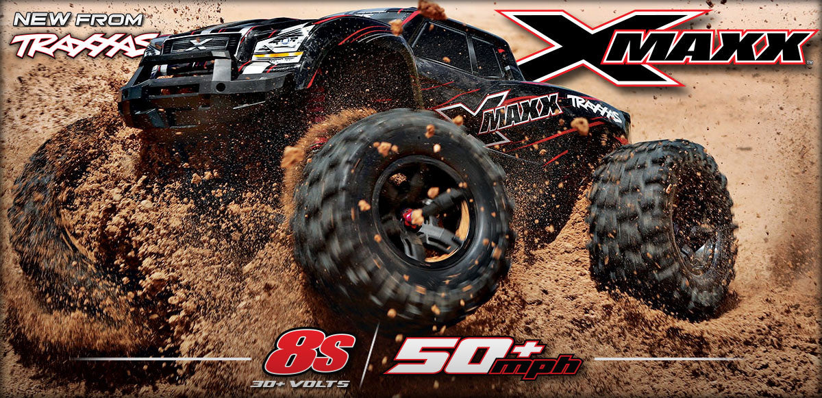 Traxxas Collection Banner