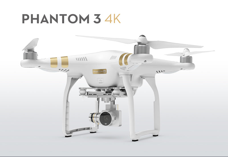 DJI Phantom 3 4K SE Quadcopter Drone - 1
