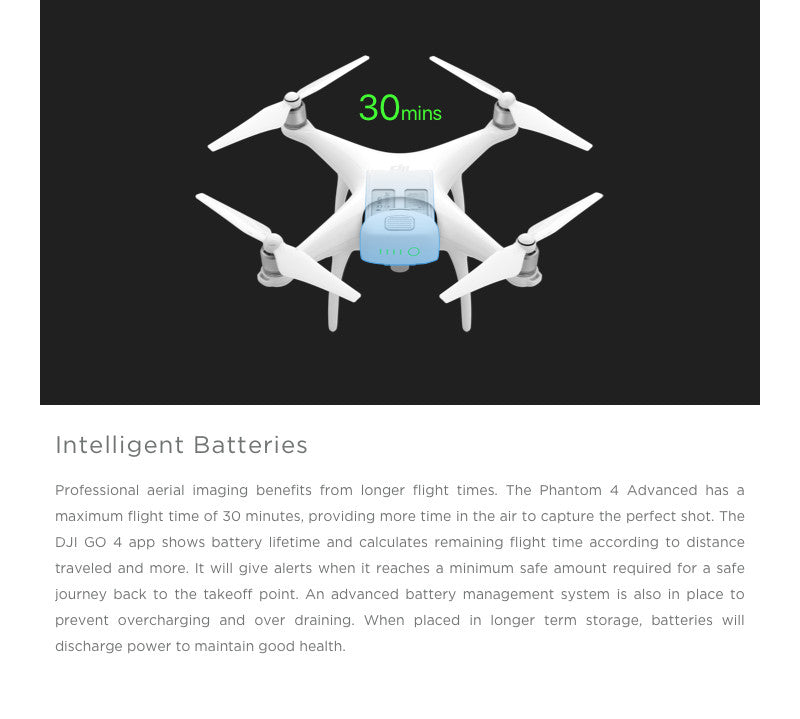 DJI Phantom 4 Advanced Promo DJI 7
