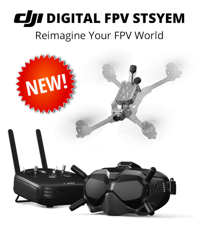 DJI Digital FPV Series