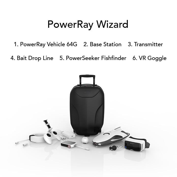 Power Vision PowerRay Wizard Underwater ROV Kit