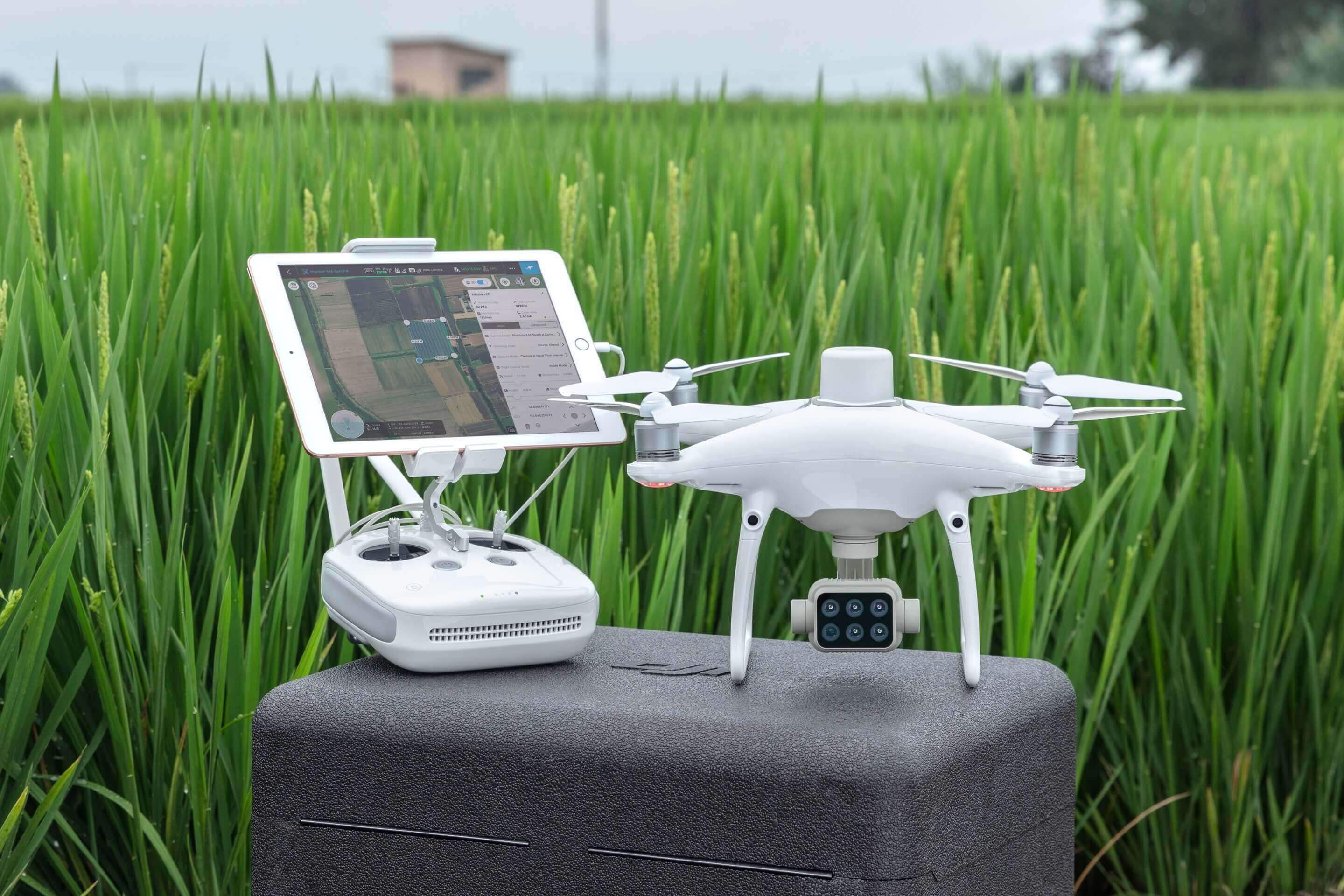 P4 Multispectral Agriculture Drone