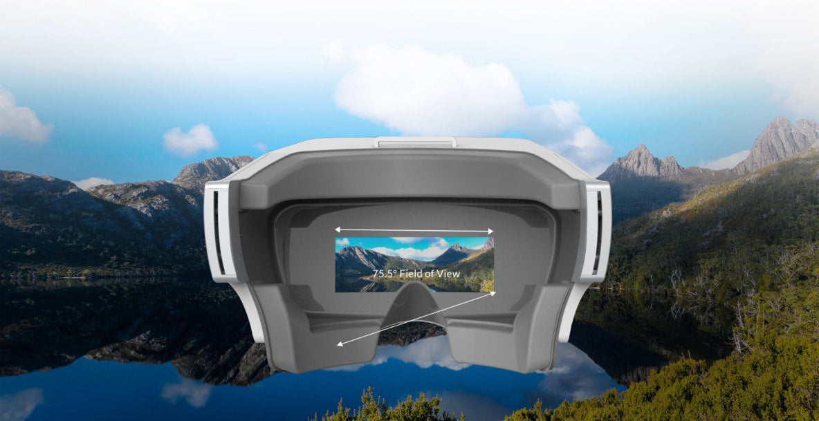 YUNEEC Typhoon SkyView L (FPV) Headset
