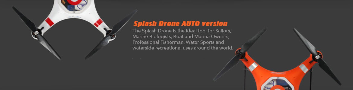 Waterproof Drone - Splash Drone