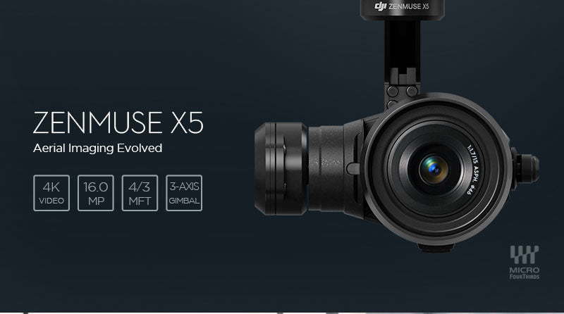 Inspire 1 Pro Product Image - 101