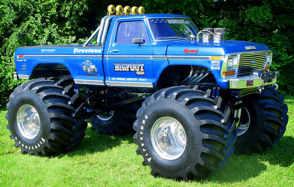The Truck That Started it All