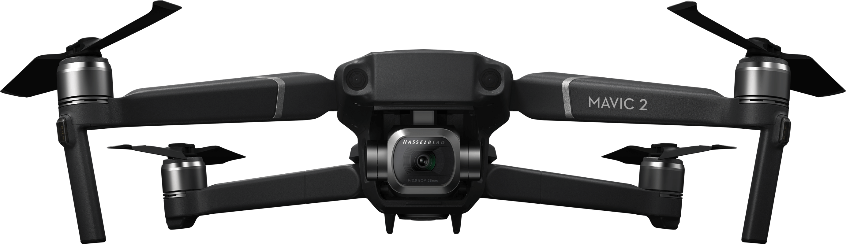 DJI Mavic 2 Pro Quadcopter w/ 20MP Hasselblad Camera CP.MA.00000019.01