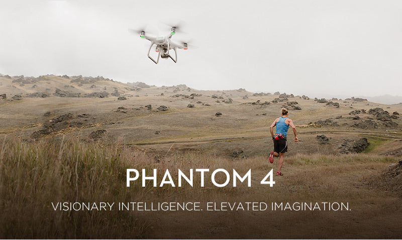 Phantom 4 Product Info - 01
