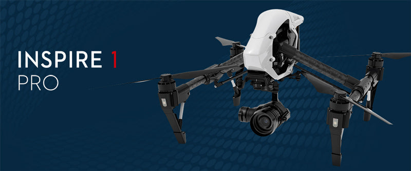 Inspire 1 Pro Product Image - 01 - 01