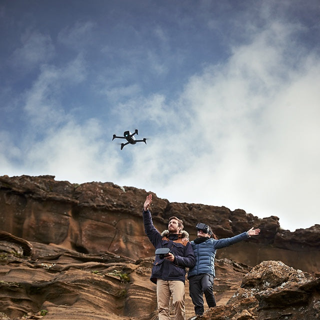 FILM LIKE A PRO WITH FLIGHT ASSISTANCE