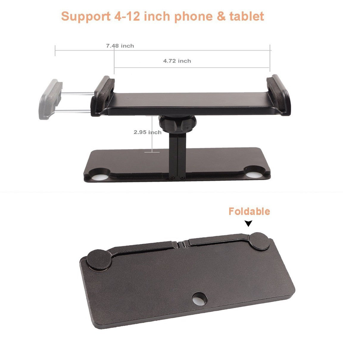 DJI Mavic & Spark Tablet Holder