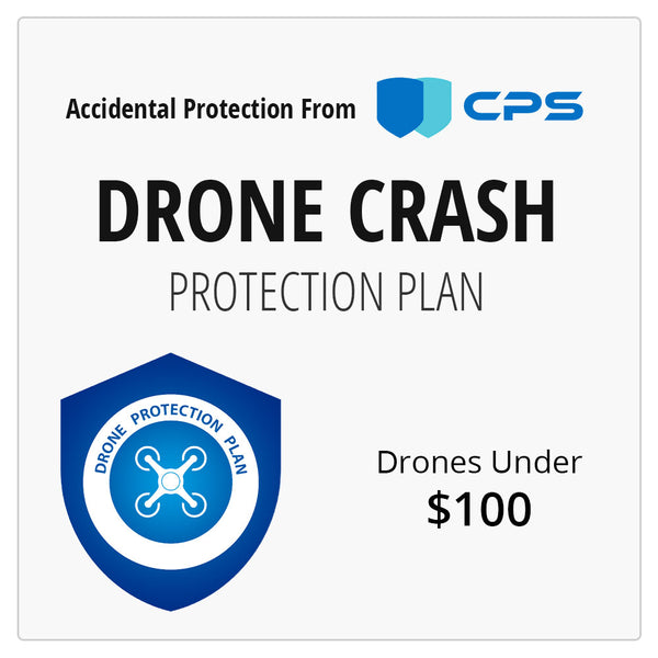 Crash Protection Plan (Drones Under $100)