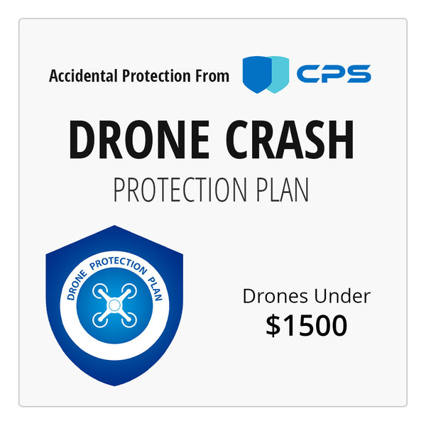 Crash Protection Plan (Drones Under $1500)