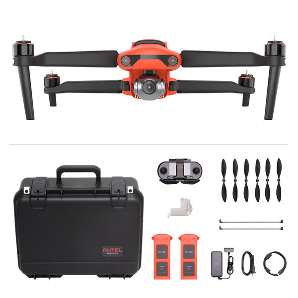 Autel Robotics™ EVO 2 8K Foldable Drone w/ Rugged Bundle