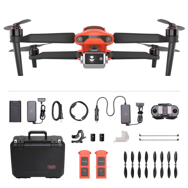 Autel Robotics EVO 2 Dual with FLIR 640 Thermal Sensor and 8K Camera Bundle